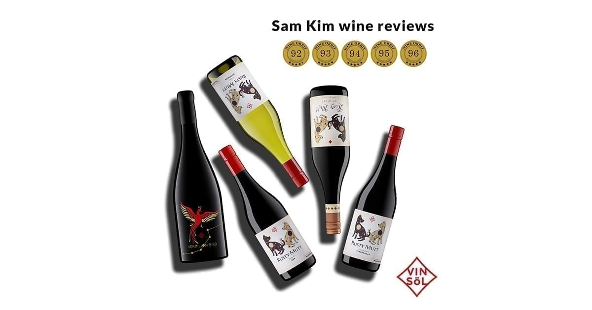 Sam Kim Rusty Mutt wine reviews